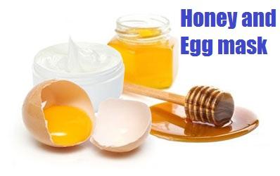 Honey and Egg mask NewsTrends