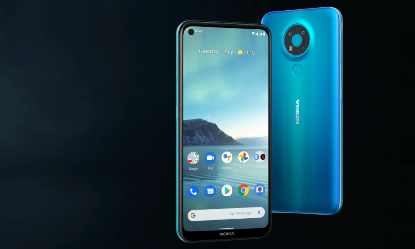 Nuovi Nokia 2.4, 3.4 e 8.3 5G, ottimi smartphone per tutte le tasche | Video