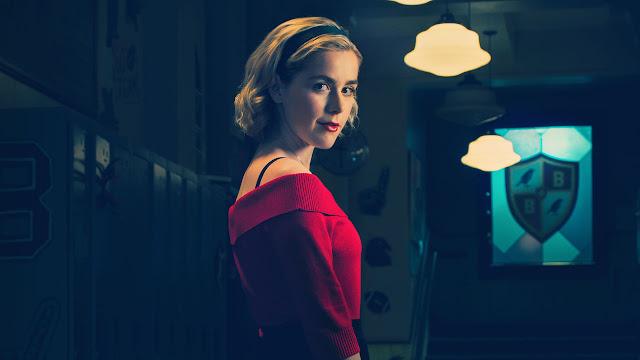 Resultado de imagem para O Mundo Sombrio de Sabrina: Netflix divulga trailer e data de estreia da 2ª temporada