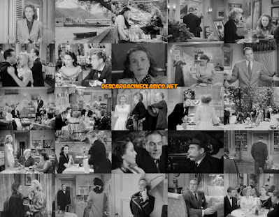 Carta a tres esposas (1949) A Letter to Three Wives - Ver Capturas Online