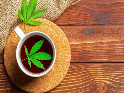 فوائد القنب الهندي -كيفية صنع شاي القنب الهندي