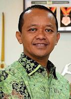 adalah seorang pengusaha asal Maluku yang dilantik menjadi Kepala Badan Koordinasi Penana Profil dan Biodata lengkap Bahlil Lahadalia - Kepala Badan Koordinasi Penanaman Modal ke-14