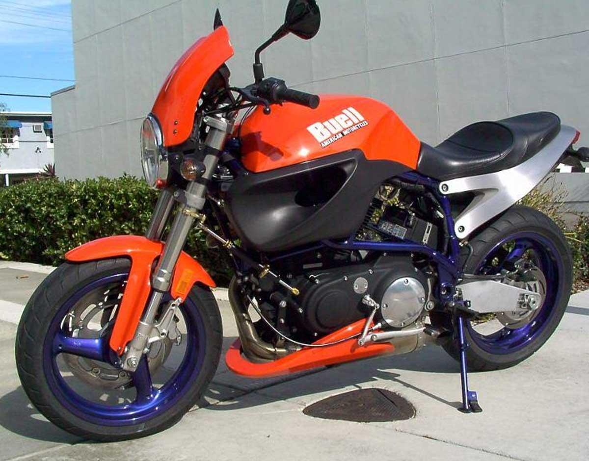 Buell XB12 SCM R - BikeBrewers.com