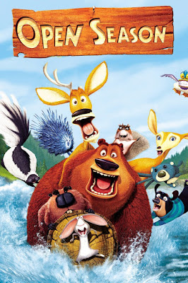Open Season 2006 Dual Audio Hindi 720p BRRip 600MB