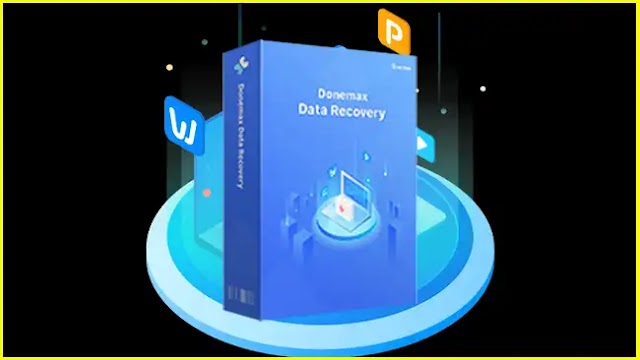 Donemax Data Recovery - Free License