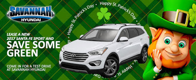 2017 Santa Fe SUV, Savannah Hyundai, Hyundai Vehicles, Savannah Hyundai Dealerships, Safe Vehicles