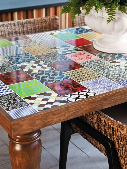 50 Diy Projects With Mosaic Do It Yourself Ideas And