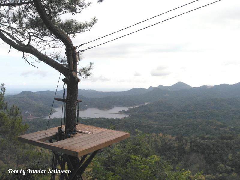 Obyek Wisata Alam Kali Biru Kokap Kulon Progo