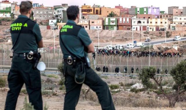 عاجل : احتجاز 800 تونسيا في اسبانيا في ظروف مهينة من بينهم نساء وأطفال
