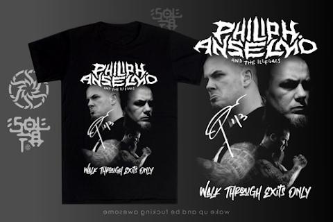 Philip Anselmo and Illegal - Kaos Musik Band Metal