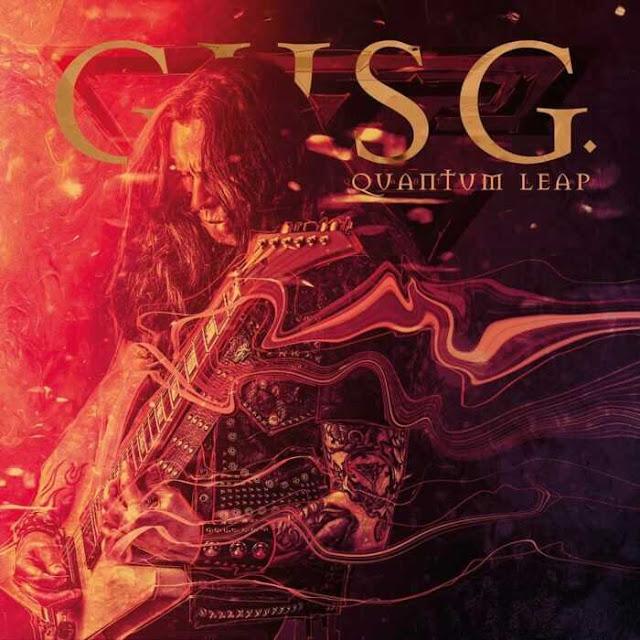 """Ο δίσκος του Gus G. """"Quantum Leap"""""""