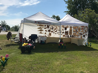 Street Market and Crafts - Soldotna, Alaska