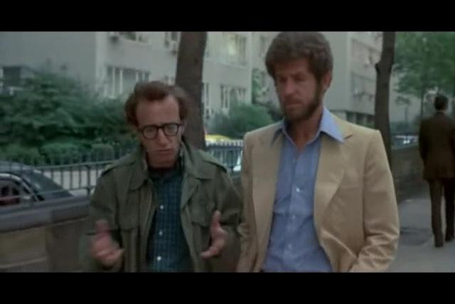 Woody Allen y su coleguita Melenudo