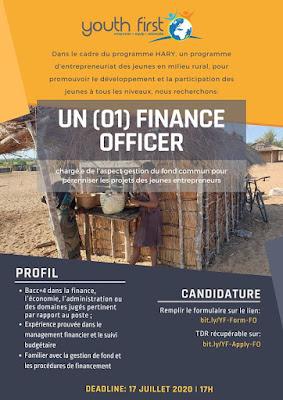 Un Finance Officer