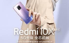 Xiaomi's Redmi 10X