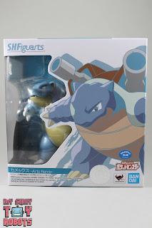 S.H. Figuarts Blastoise -Arts Remix- Box 01