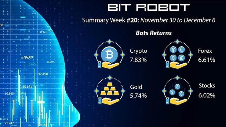 Отчет от BitRobot