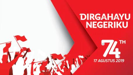 Contoh Banner 17 Agustus 2019 - Gambar Ngetrend dan VIRAL