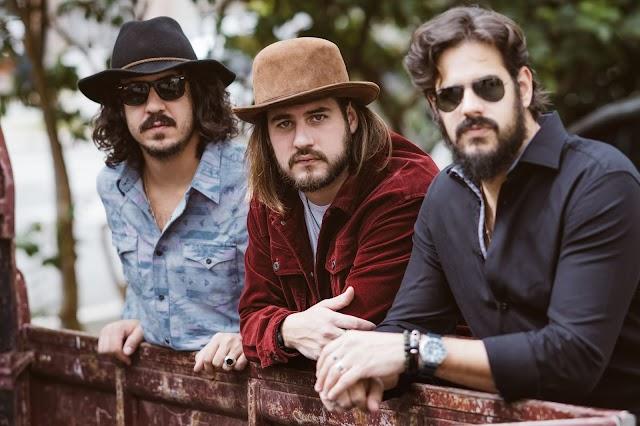 Entrevista: Ted Marengos, a banda de rock paulista que está conquistando o mundo!