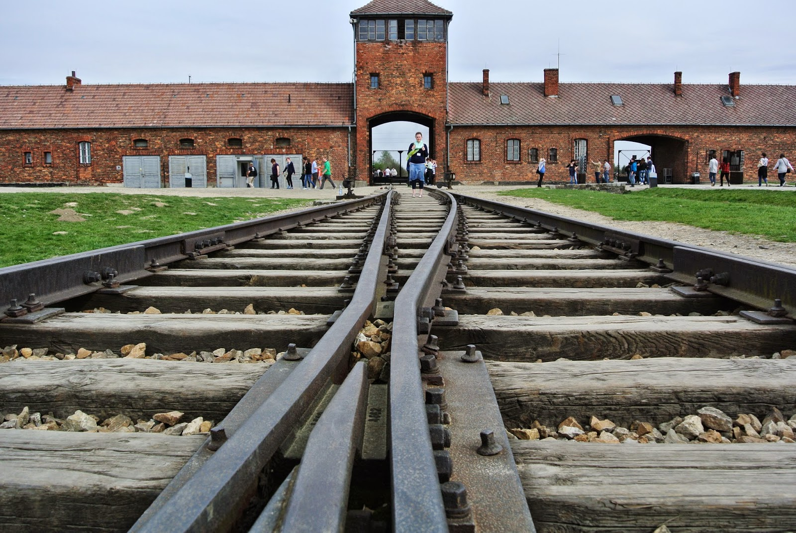 Our Great Adventure Auschwitz Concentration Camp Poland