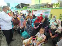 Warga Medan Deli Doakan Akhyar Jadi Pemimpin Kota Medan