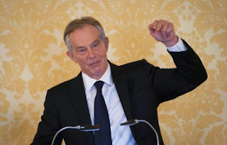Brexit Can Be Stopped, Insists Tony Blair As He Rules Out Return To Frontline Politics