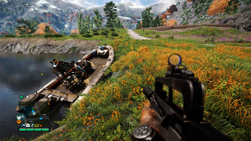 Far Cry 3 PC Download Highly Compressed (Inclu ALL DLC)