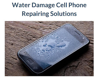 how do you fix a water damaged phone
