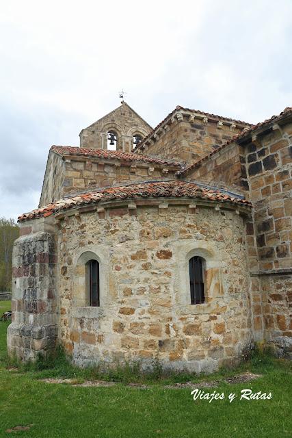 Ábsides de San Salvador de Cantamuda