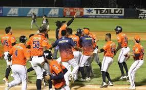 Los Caribes de Anzoátegui alcanzaron  el primer lugar de la División Central tras derrotar 10-6 a los Tigres de Aragua