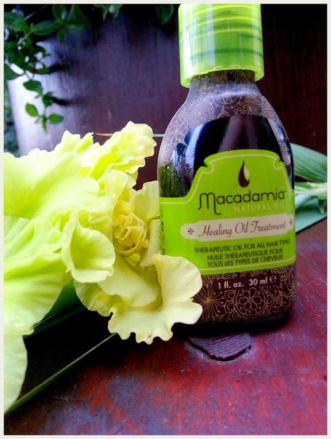 olejek do zabezpieczania koncowek macadamia