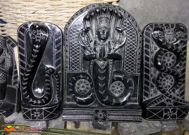 Naga Devatha Art Allagadda Sri Lakshmi Veera Bhadra Shilpa Kala Mandiram