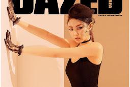 BLACKPINK Jennie for Dazed April Issue 2019