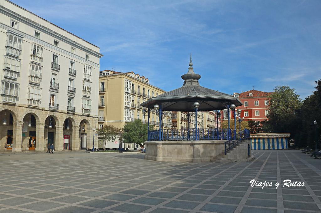 Plaza Pombo de Santander