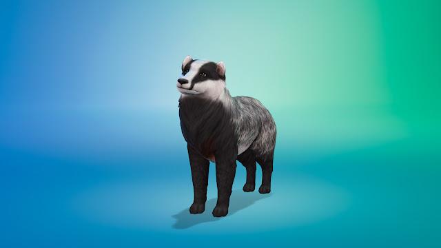 The Sims 4, TheKalino, животные, создание питомца, Среди них есть медведь, пума, лама, панда, лань, овца, белый тигр, гепард, тигр, барсук, для The Sims 4, кошки, собаки, питомцы, животные для Sims 4, Симс 4, питомцв для Sims 4,