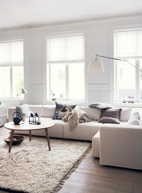 House of silver: nordisk inspireret hjem fra indehaveren af by nord