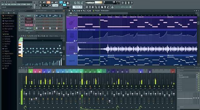 10 Aplikasi Editing Audio Terbaik 2018 3