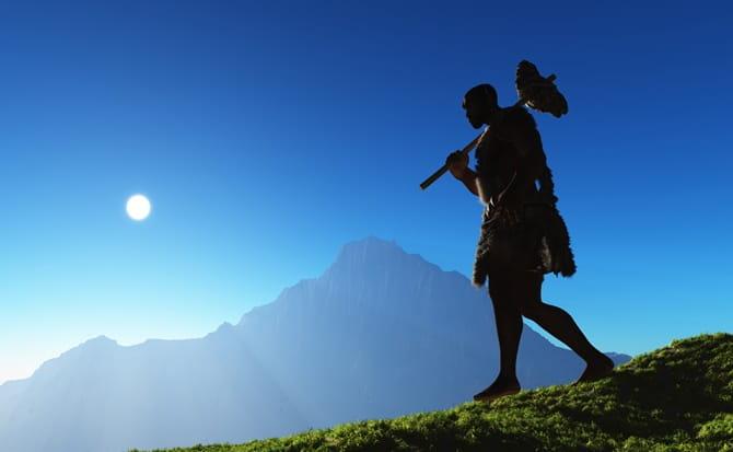 homo sapiens, antigüedad, cazadores