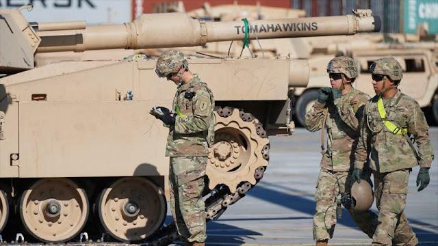 ¿Cuánto le costará a Polonia la presencia de soldados de EEUU?