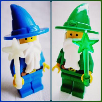 Majistos: Blue & Green