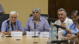 Líderes sindicales anticiparon que el viernes no habrá paro