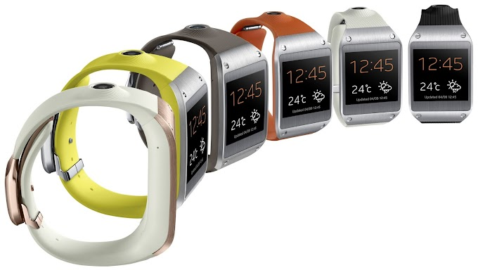 Samsung Galaxy Gear can now be switched to Tizen from Android