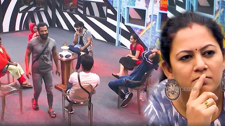 Will Kamal question Archana for breaking Bigg Boss rule?