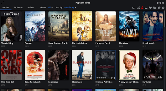 How to Install Popcorn Time CE on Ubuntu, Linux Mint, elementary os Freya .........