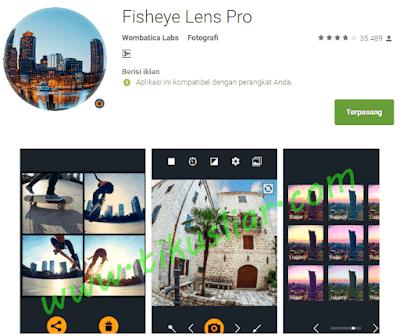 Aplikasi Kamera Android Mirip Go-Pro