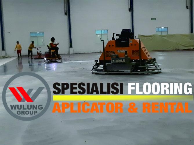 Mas Wulung Group Jasa Trowel Lantai Cor Beton Floor Hardener Epoxy Trowel Ride On Spesialis Finishing Flooring