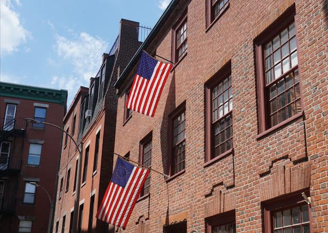 freedom trail itinerario boston massachusetts