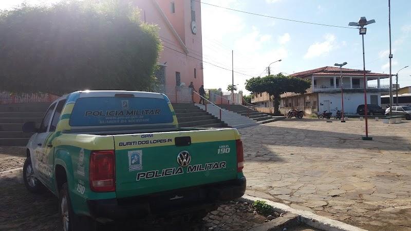 Buriti dos Lopes-Pi: Igreja católica é alvo novamente de arrombamento seguido de roubo