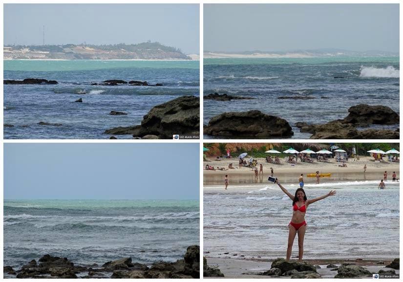 Baía dos Golfinhos - Pipa - RN