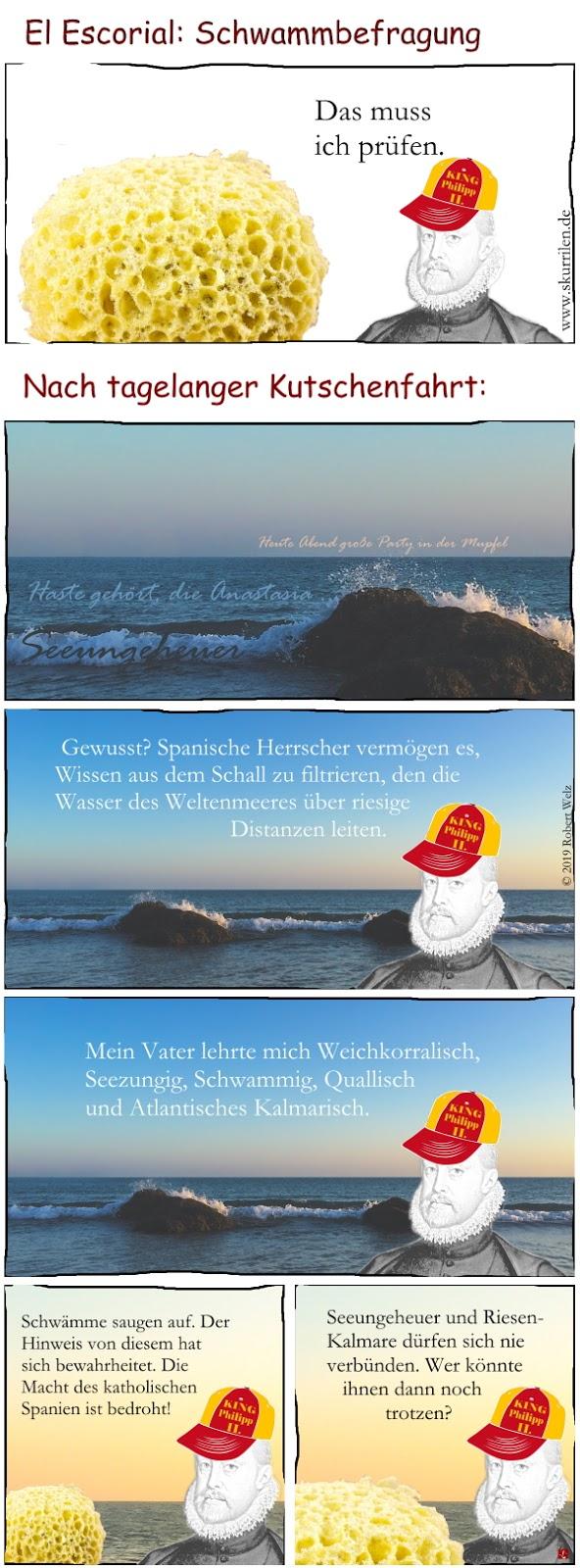 Sprachen des Ozeans, Seeanemonisch, Schwammig, Quallisch, Weichkorralisch, Zuhören, Bündnis, Pakt, Seeungeheuer, Fantasy, Geschichte, Comic, Collage